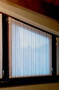 Soluzione tende per finestre di una mansarda 2m tende di - Tende per finestre interne ...
